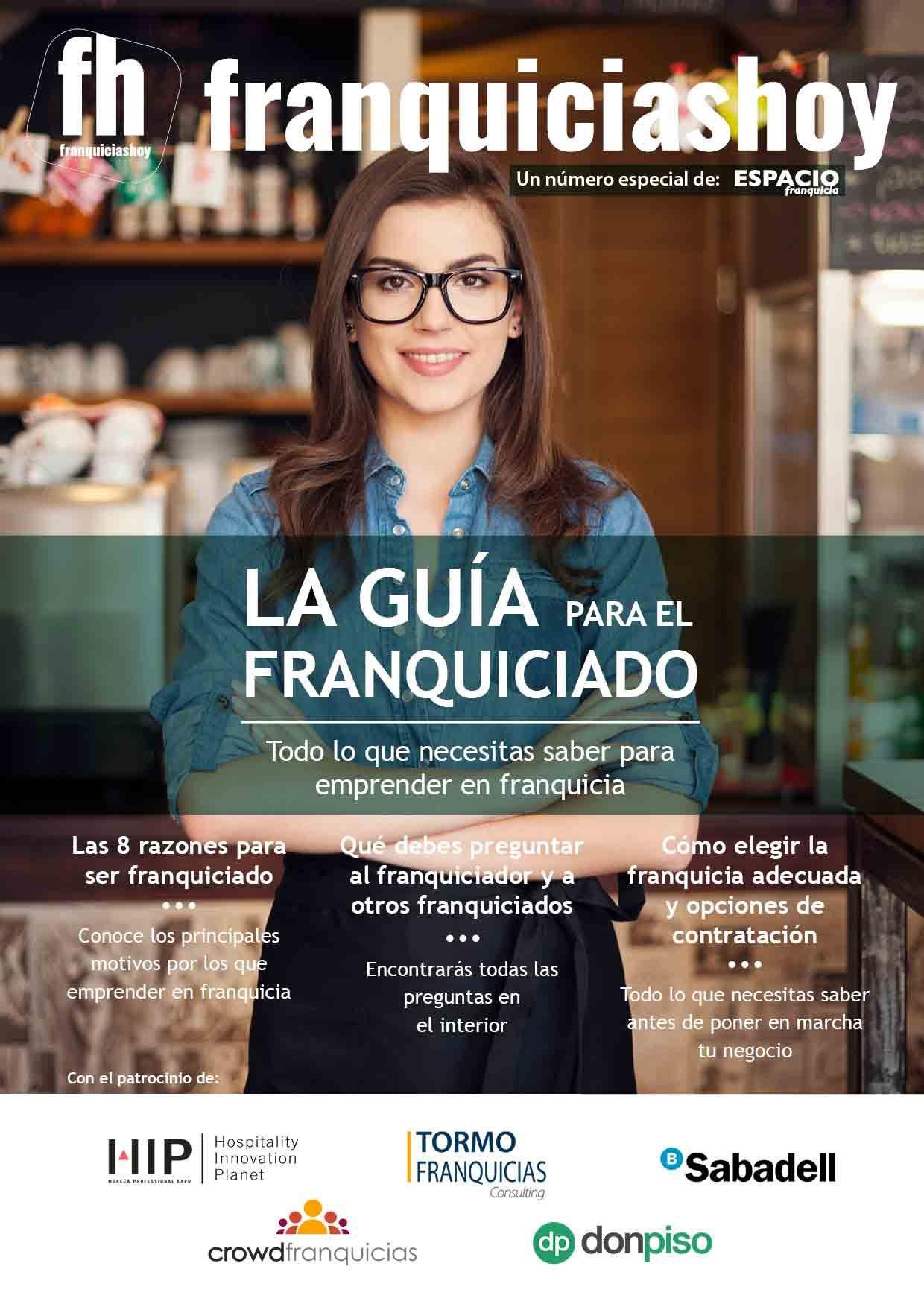 FranquiciasHoy, portal del grupo Tormo Franquicias, lanza la primera Guía para el Franquiciado