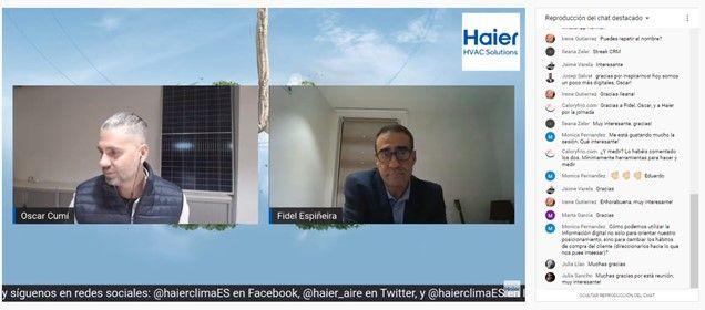 Haier Day, el primer evento digital de Haier deja buenas sensaciones