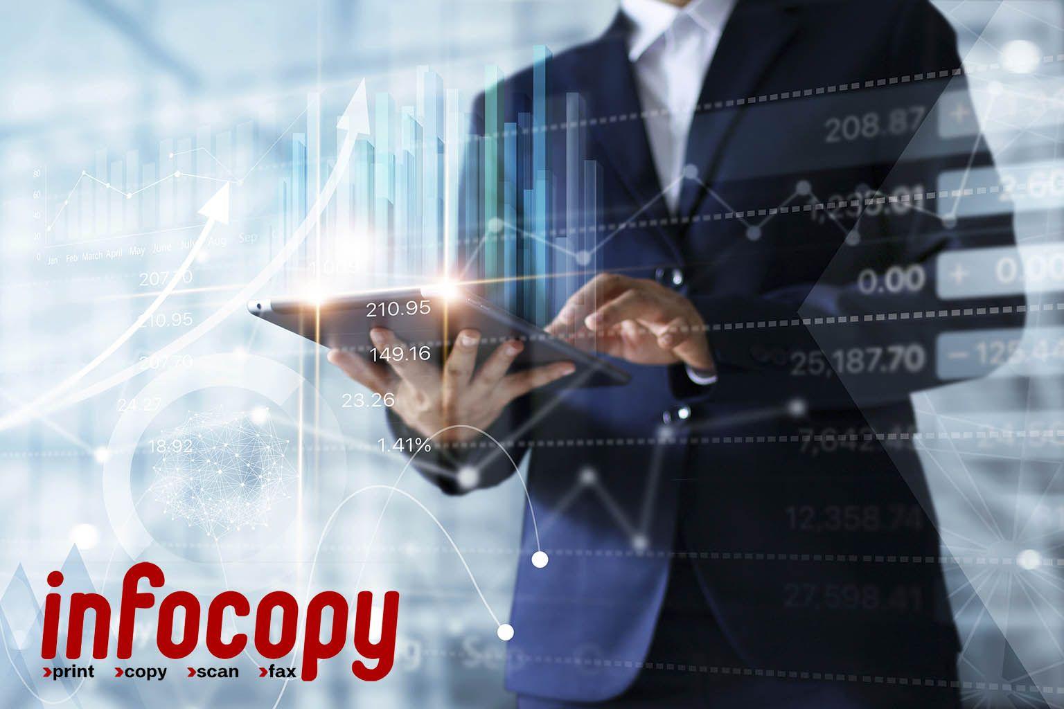 Infocopy apuesta por la automatización de procesos como pilar básico para el futuro de los negocios