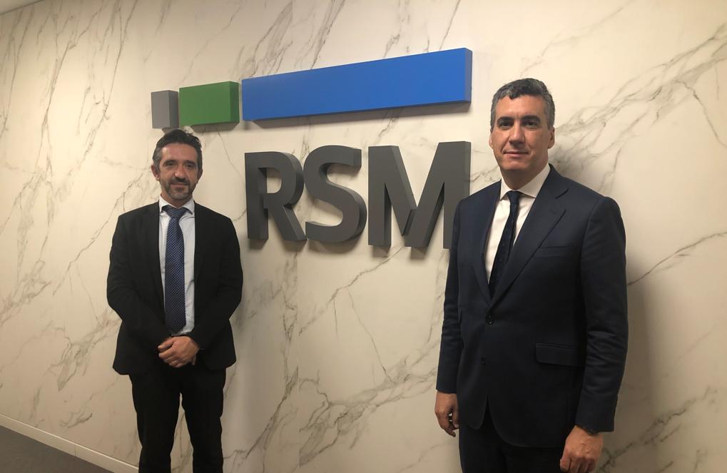 Jorge Ruano, exsocio de PwC, se incorpora a RSM Spain como socio de auditoría
