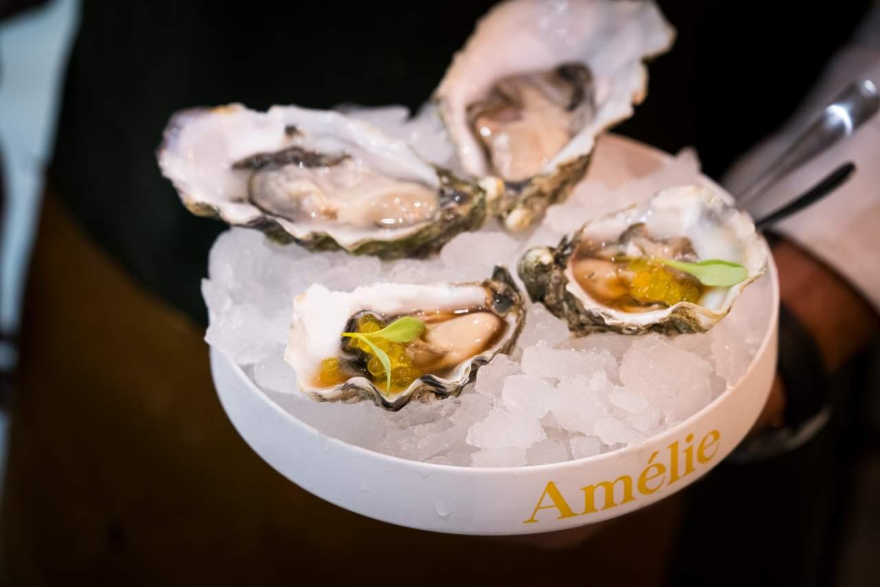 El placer de comer ostras en Madrid