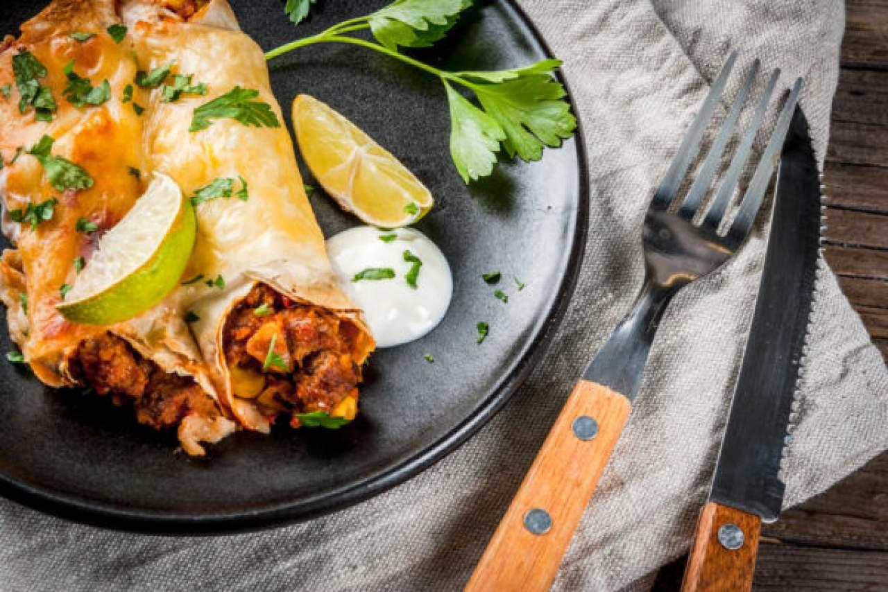Las mejores enchiladas de Linares son tendencia