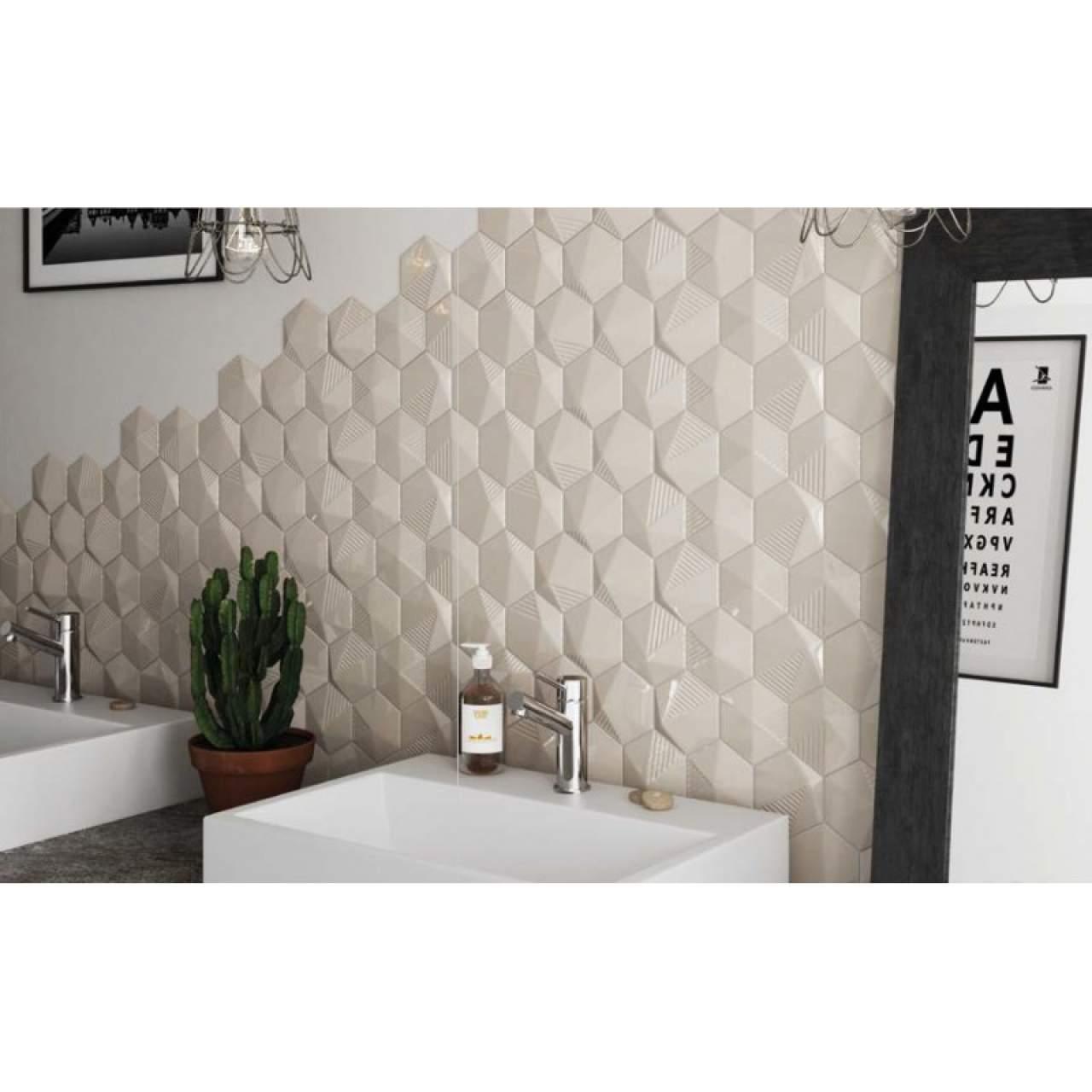 Baño de los famosos: Consigue un baño de revista eligiendo los mejores azulejos
