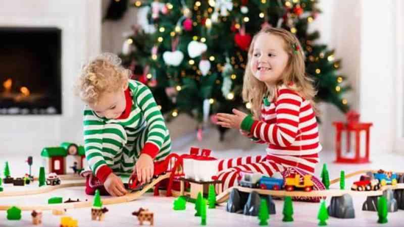 Juguetes para niños el mejor regalo estas Navidades
