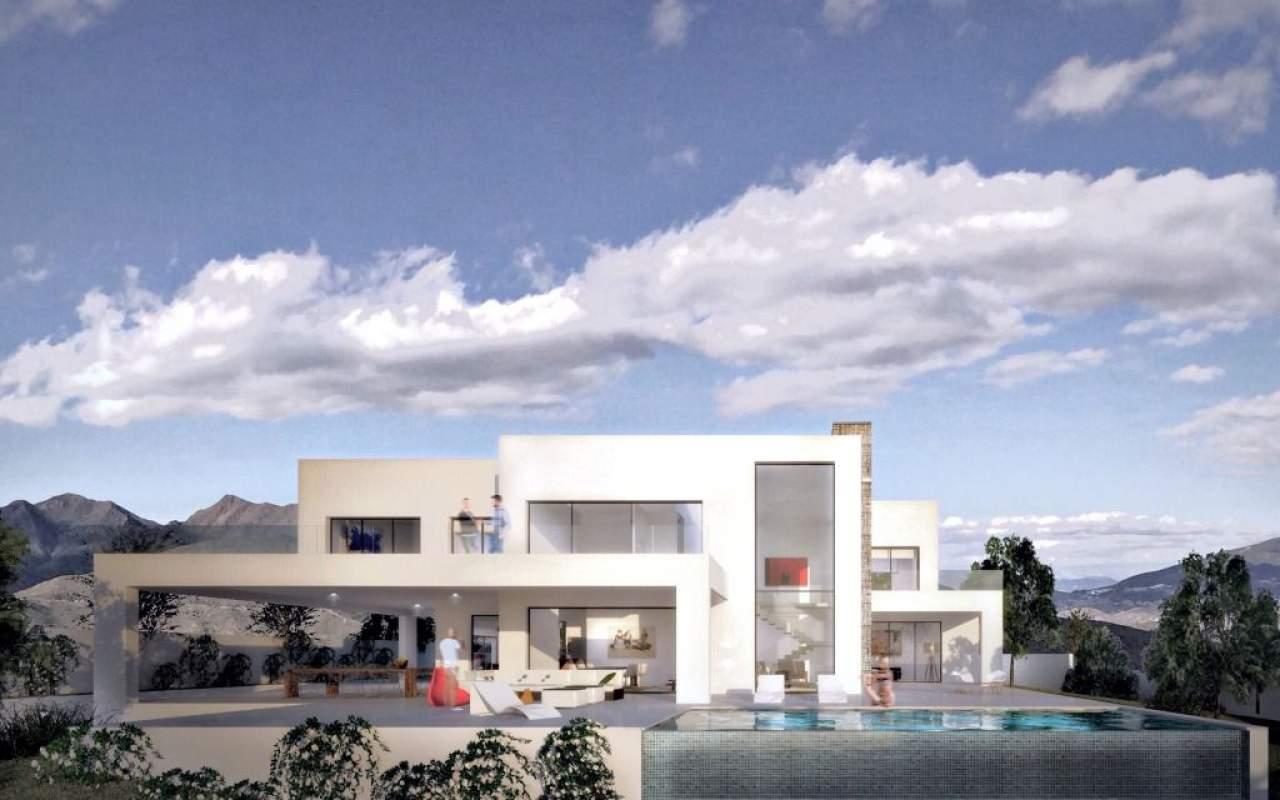Casa en Marbella con piscina privada