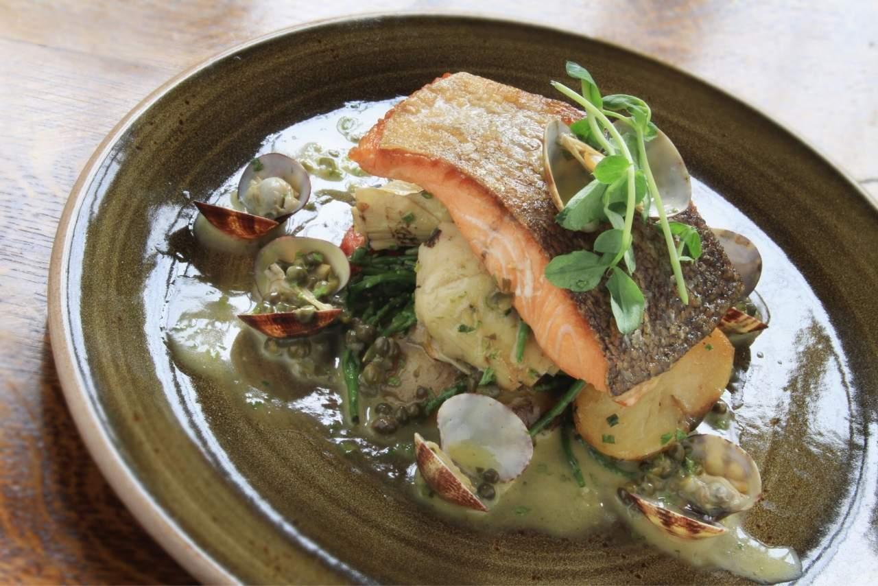 Mejores restaurantes para pescados en Madrid: Oh Delice Bistrot es recomendado