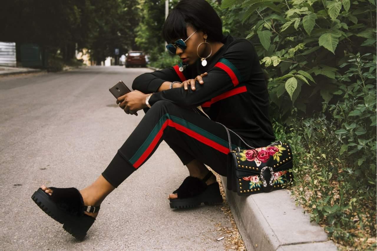 Gucci oficial rebajado en Malva Moda Vip