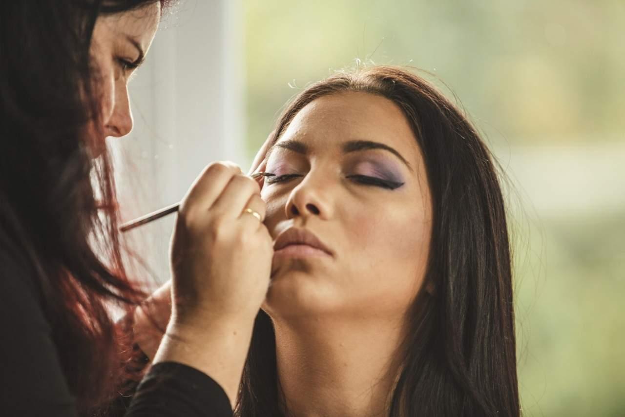 Maquillaje profesional en Lalín por María Mundin