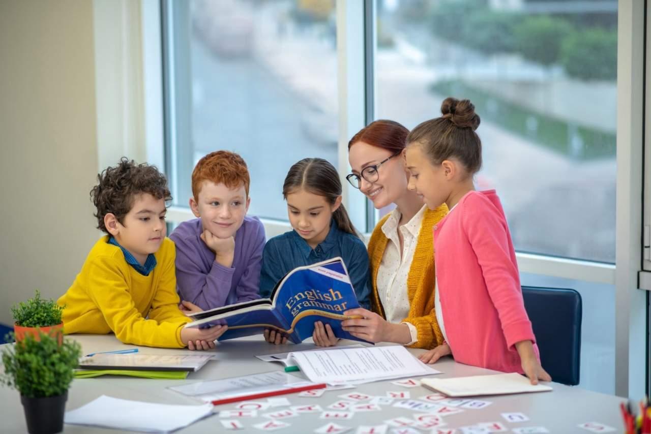 ¿Cómo escoger los libros en inglés para niños?