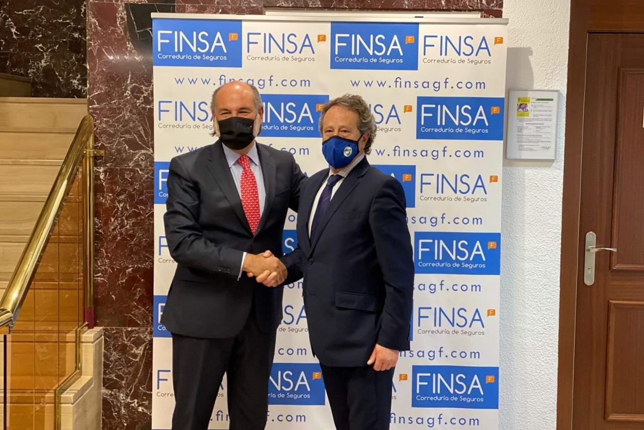 FINSA, la Correduría Técnica de Seguros, y el Grupo Inmobiliario, BEST HOUSE, firman un convenio de colaboración
