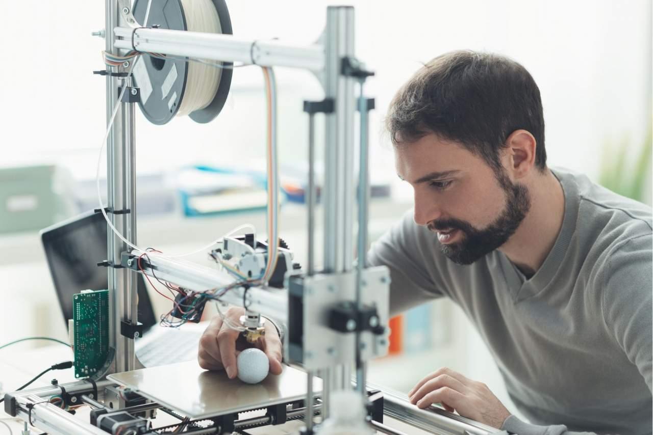 Impresora 3D profesional disponible en BlimBlim