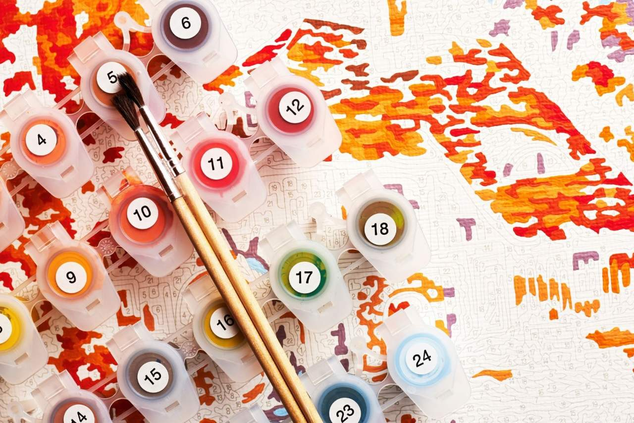 Los kits para principiantes de Pintar Números más recomendados a nivel europeo: Pintar con números