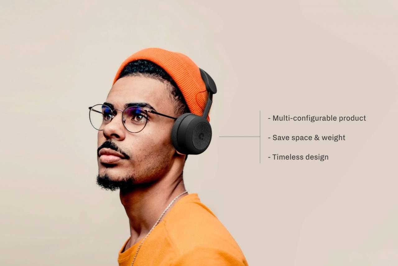 Los auriculares de Circulr Sound se alzan como una solución a los accidentes de la micromovilidad urbana