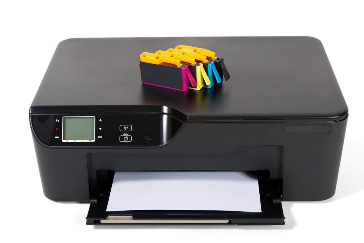 Click and toner: Cartuchos de tinta y tóner HP para particulares y empresas