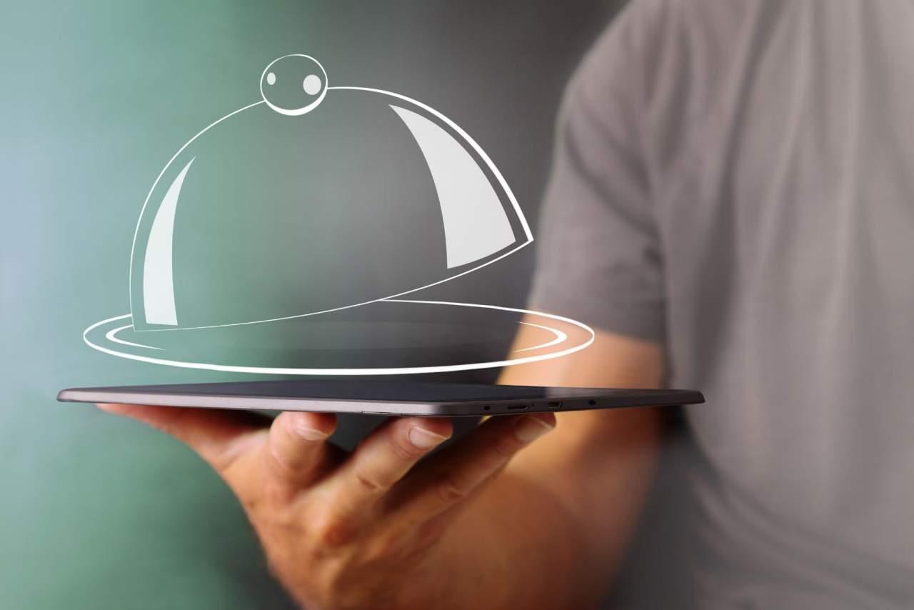 Programa de gestión de pedidos de comida a domicilio: YACREA