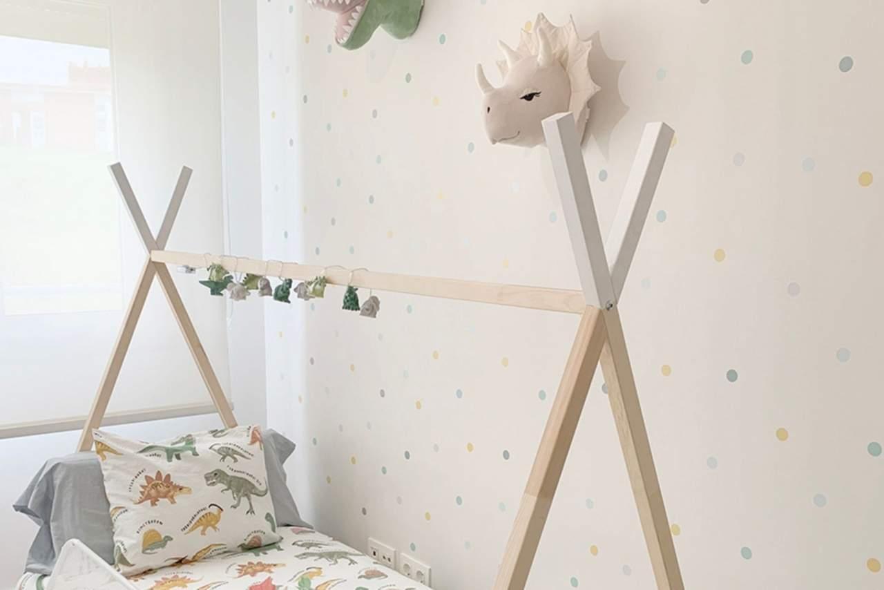 Vinilos bebé y vinilos pared infantiles disponibles en Nicolasito