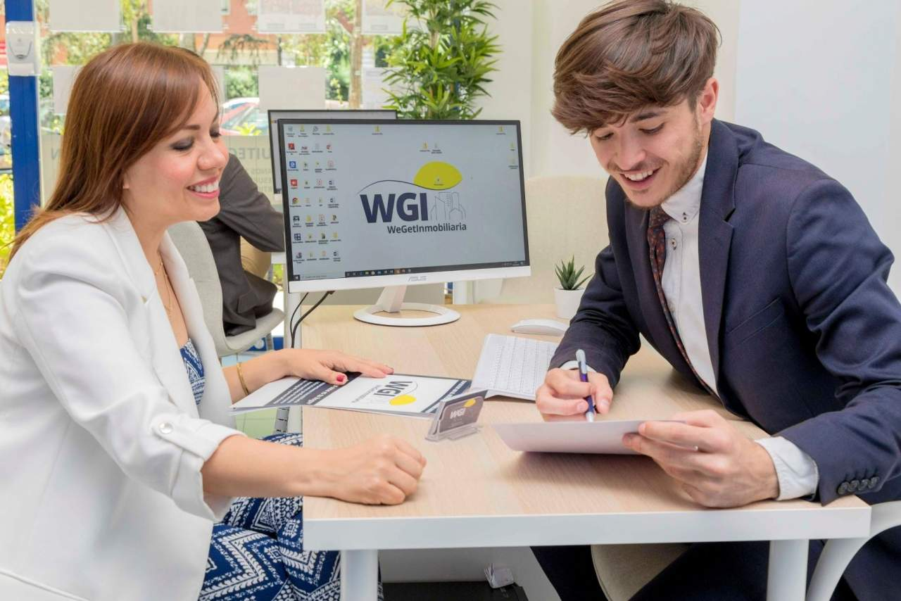 Con WeGet Inmobiliaria es posible vender casa en Madrid pagando únicamente si se vende