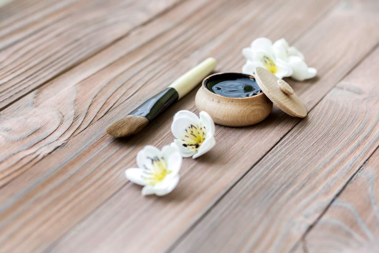 Mascarilla carbón activo para el cuidado de la piel de Cariló Cosmetics