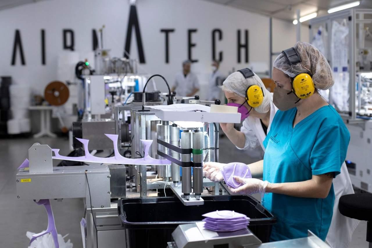 Empresa referente en mascarillas seguras más utilizadas en España: Airnatech