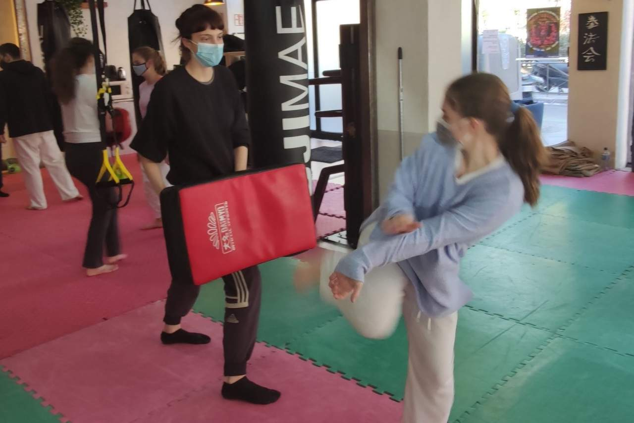 El nuevo proyecto de defensa personal femenina en El Dojo: Arrebatadas