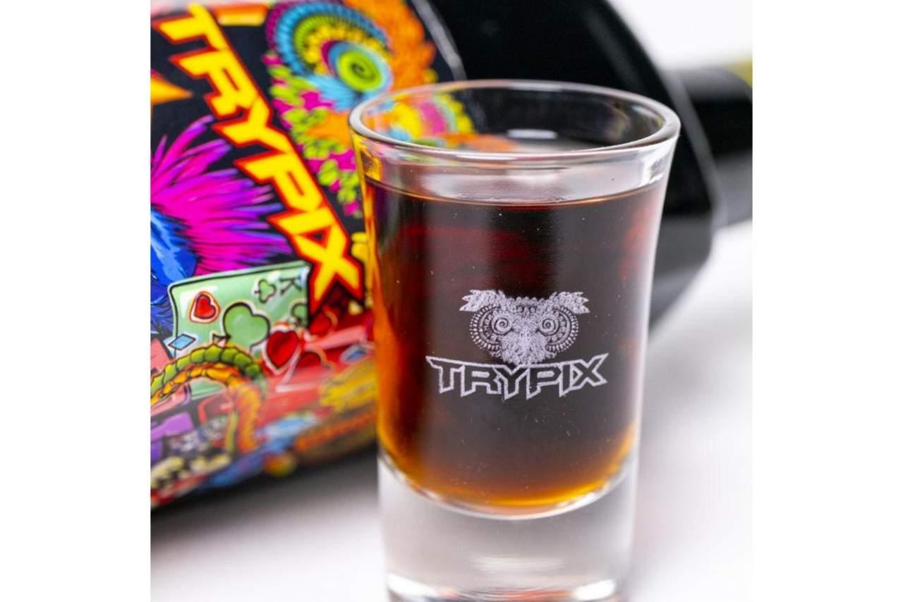 La nueva bebida de éxito se llama Trypix