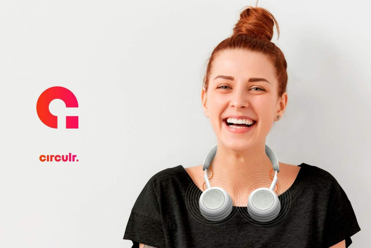 Circulr Sound Neckphones: la startup española que ha logrado crear la nueva categoría de auriculares con inteligencia artificial