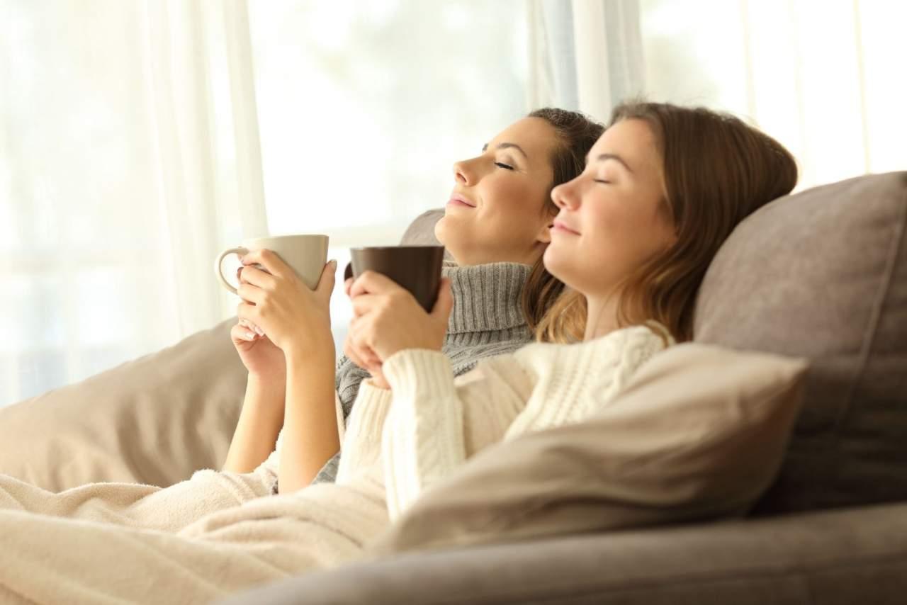 Decke, la climatización por techo radiante que mejora la salud del aire