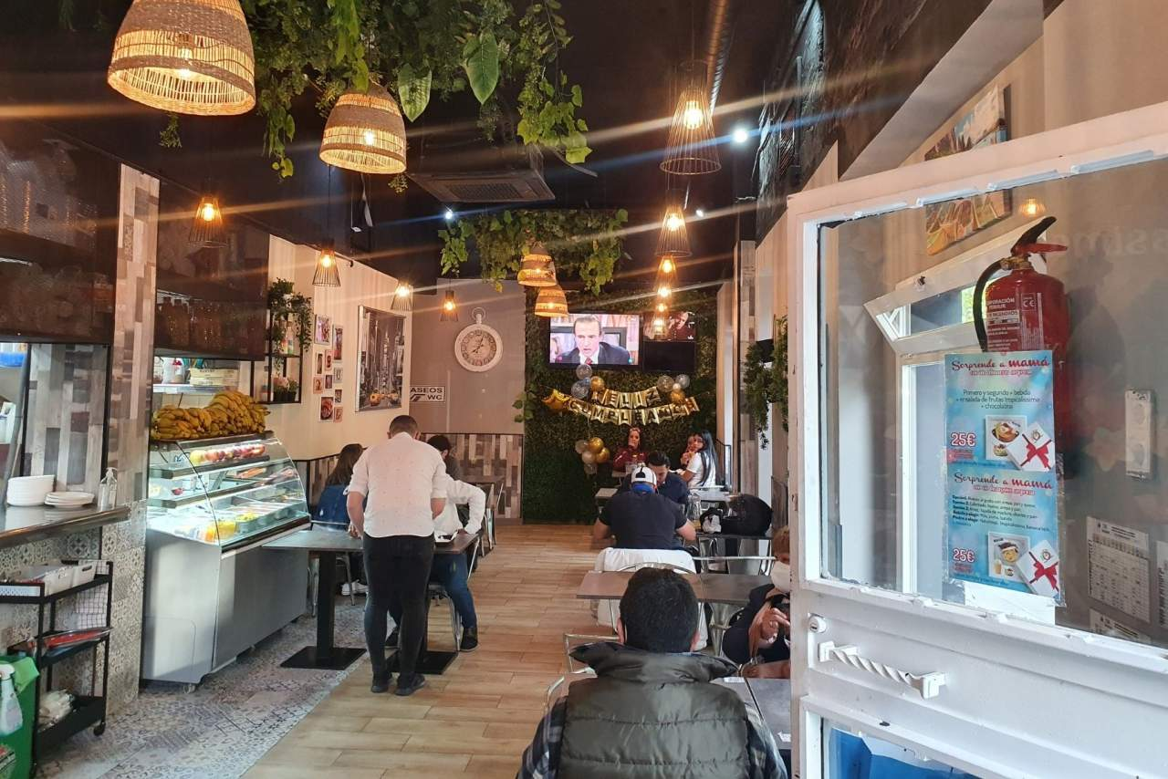 Tropicalissima ofrece la comida colombiana que tiene más éxito en Madrid