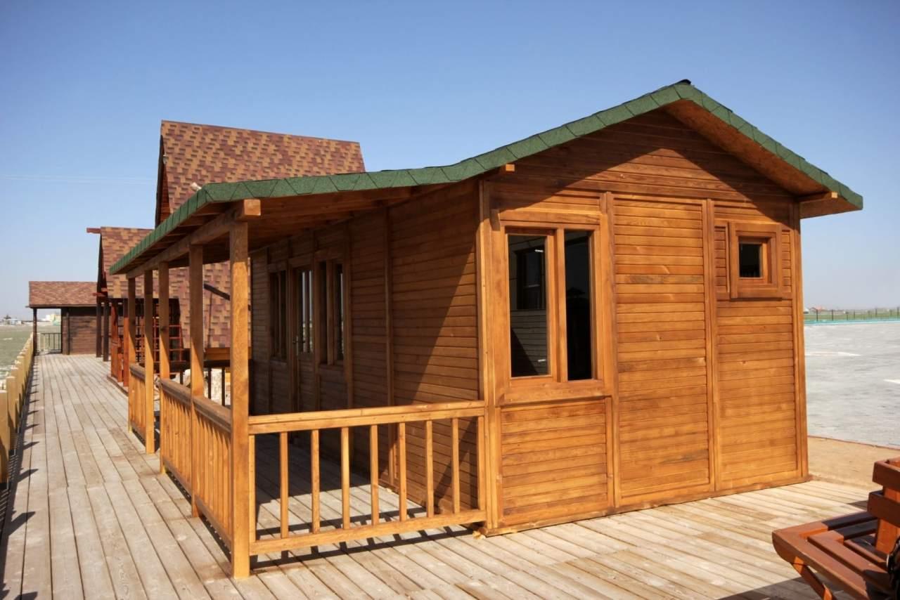 ¿Por qué son tan exitosas las casas de madera prefabricadas Málaga?: Delmader