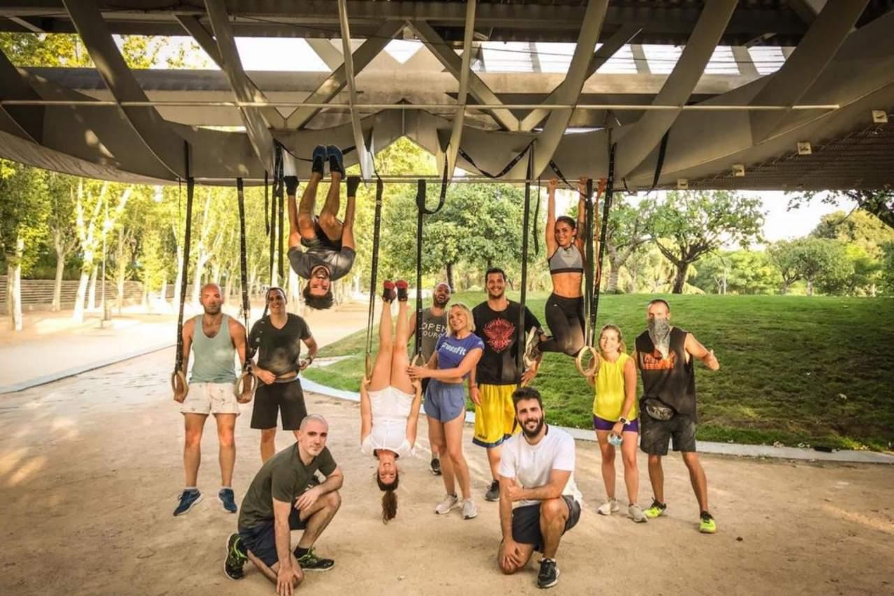 ¿En qué se parecen el entrenamiento funcional Madrid y el gimnasio al aire libre en Madrid?