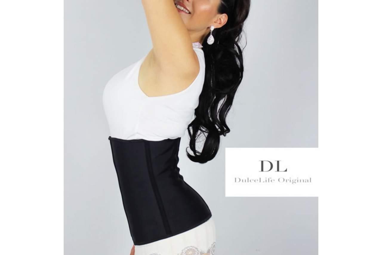 La faja reductora cinturilla de DulceLife Original se ha convertido en la faja de las celebrities