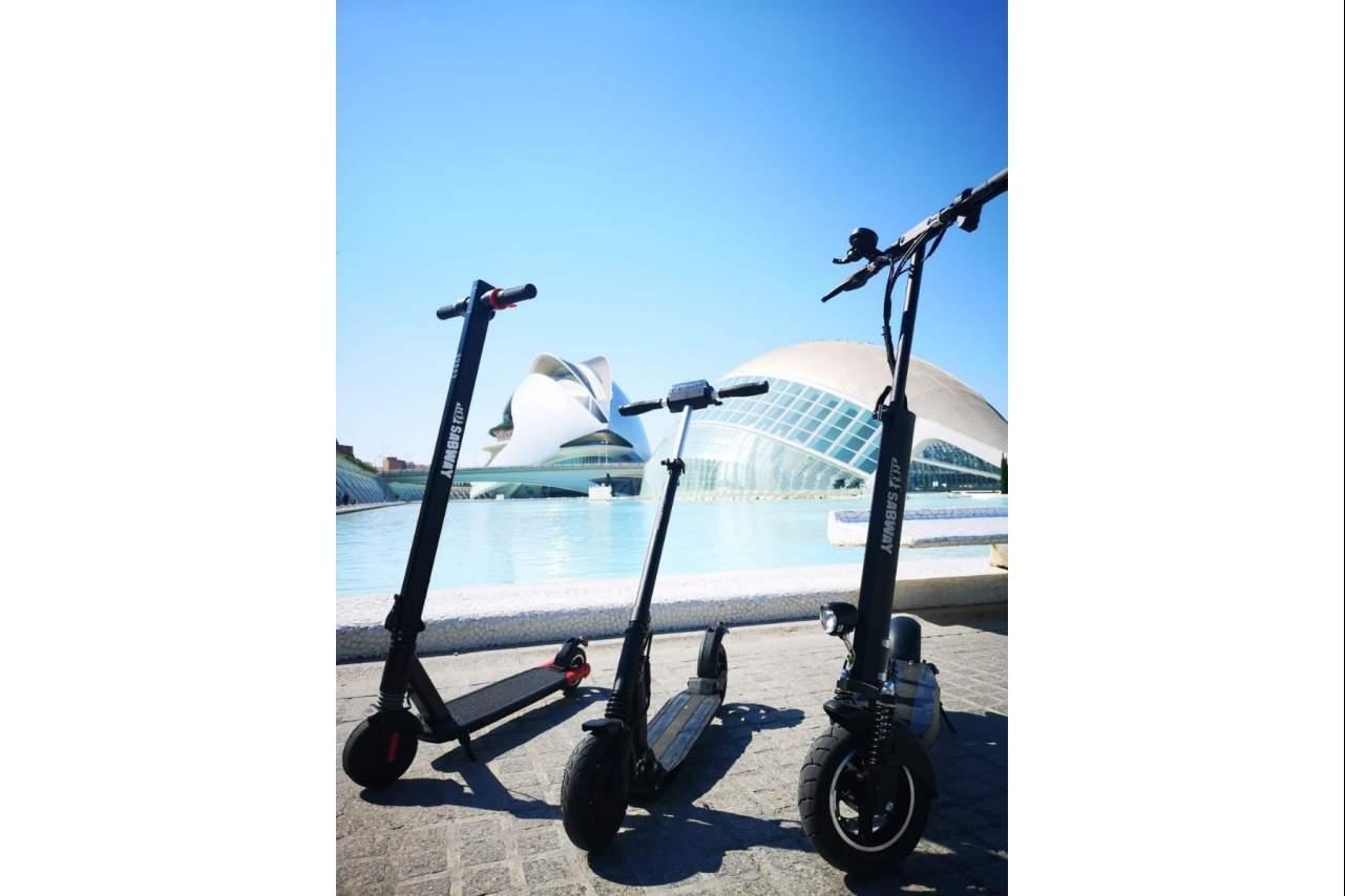 SABWAY, una de las compañías referentes en España en la venta de patinetes eléctricos