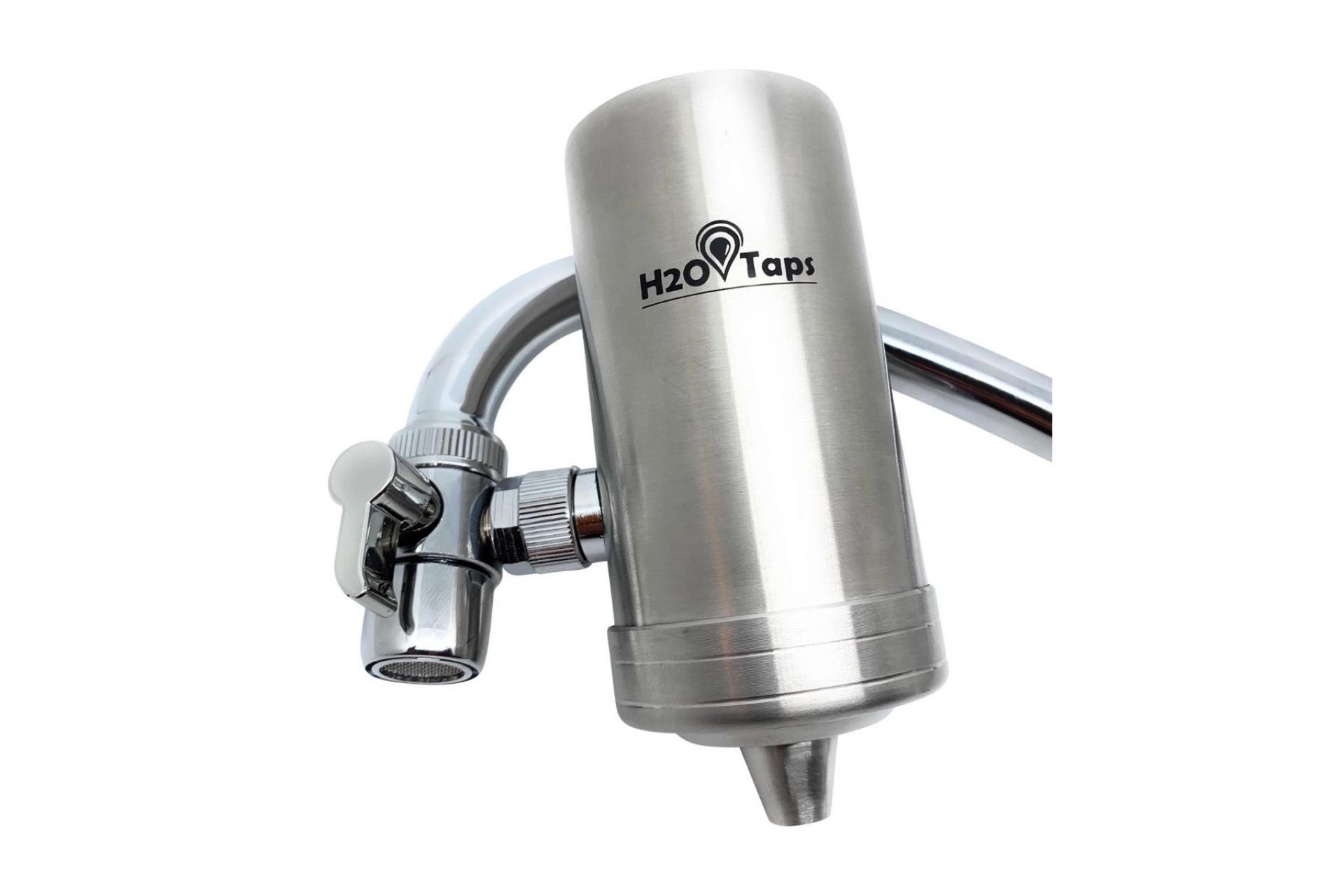 Los beneficios de los filtros de agua de H2O Taps